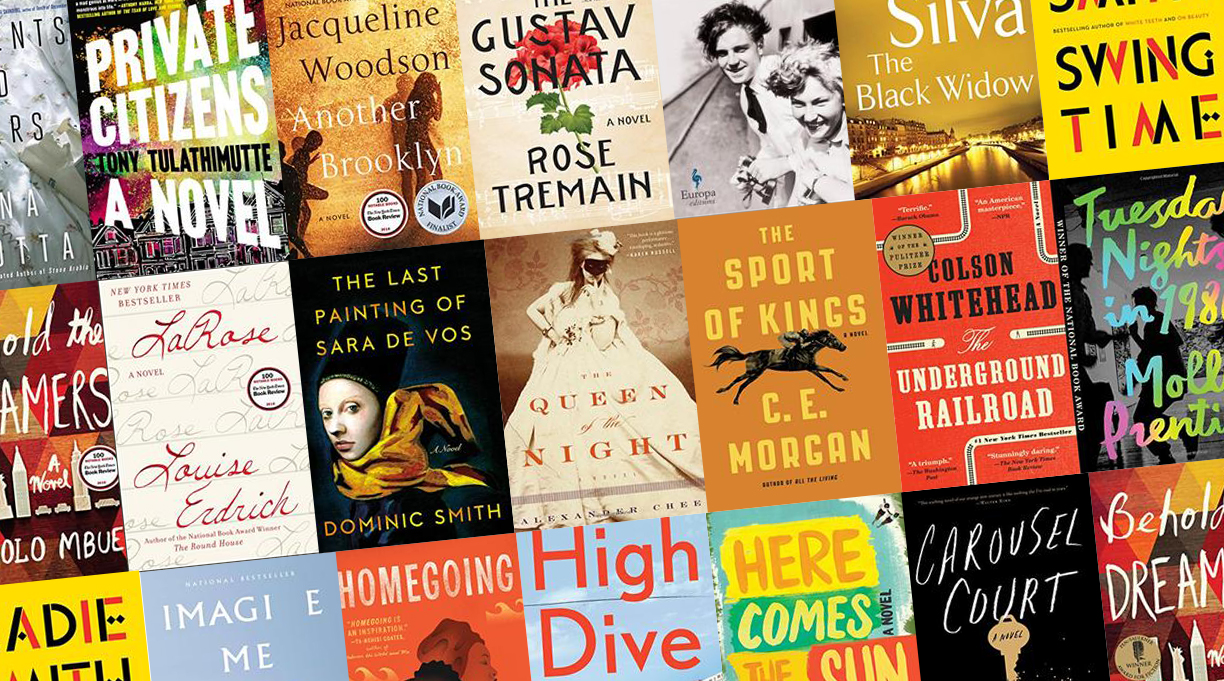 In an Exasperating Year, Fiction Shines Bright
