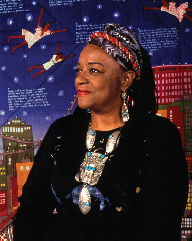 Taking Flight with Faith Ringgold