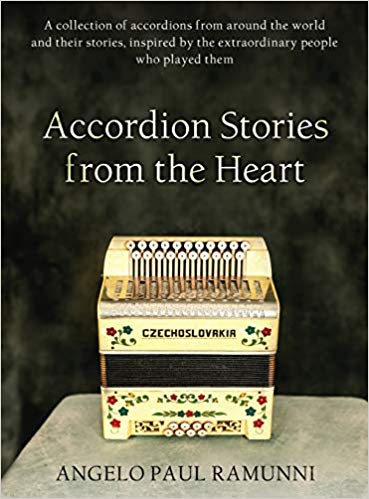 Lavishly Illustrated Essays on Accordion Culture Find Grace Notes