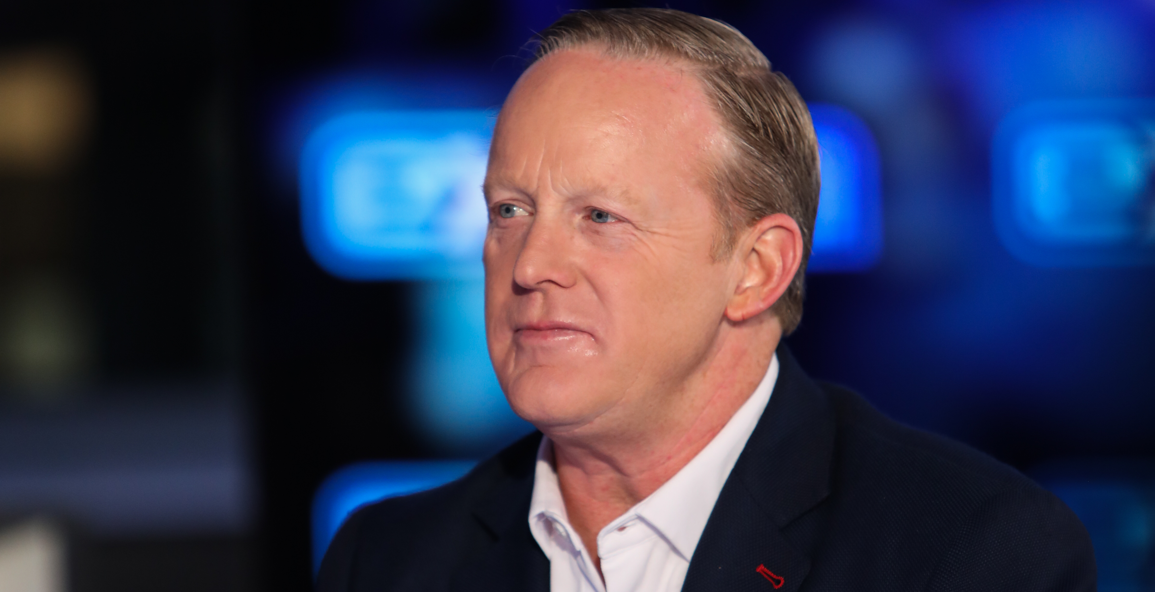 Sean Spicer To Publish Second Book in October