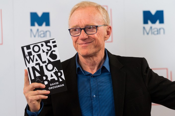 David Grossman's Man Booker Prize-Winning Novel A Horse Walks Into a Bar Optioned by The Matrix Producer