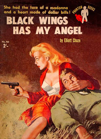 Two for the Money: Passion and Pitfalls Drive Classic Noir Yarn