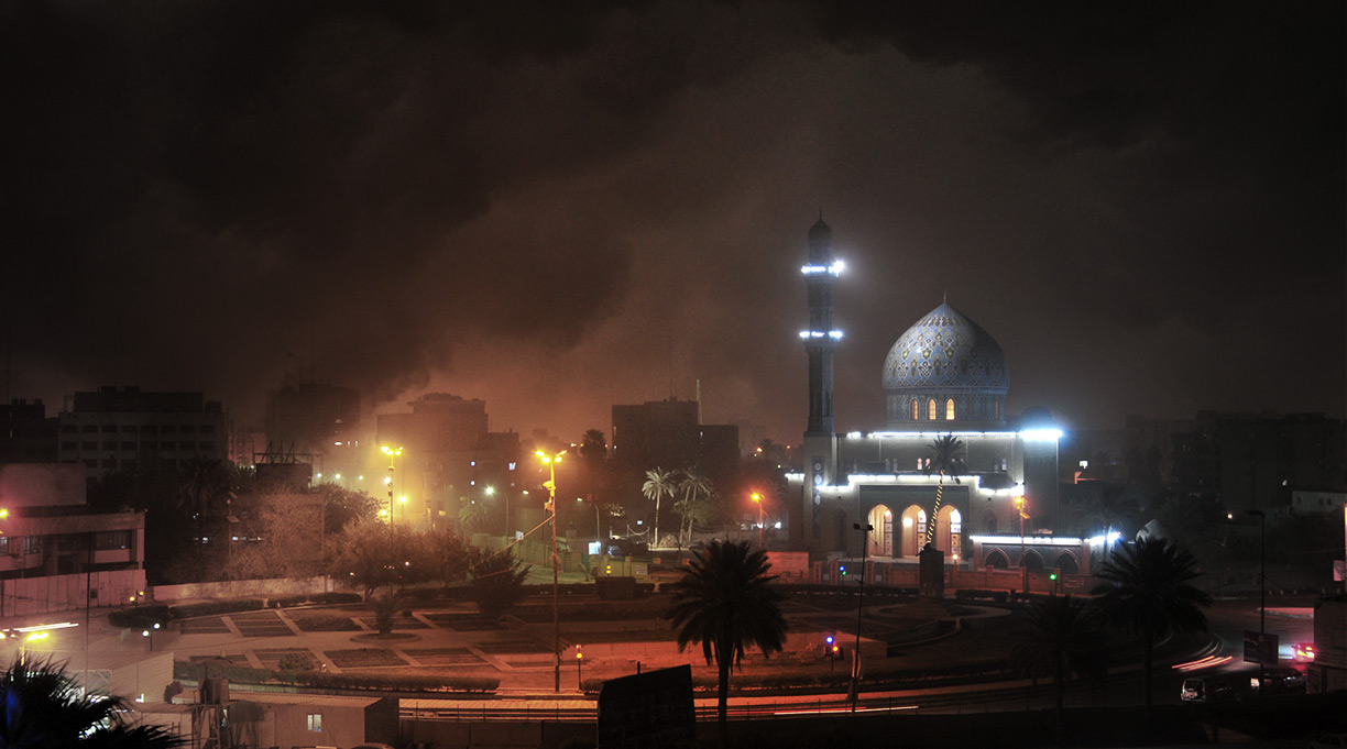 Is Noir Possible in Iraq? On International Crime Fiction, Part I