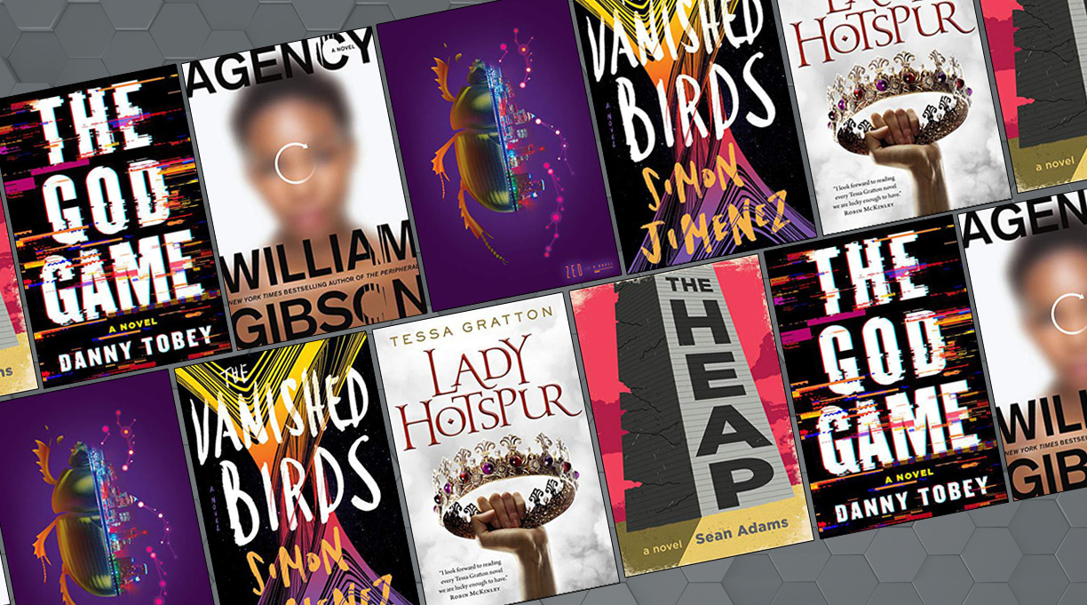 The Best Science Fiction & Fantasy Books (and Stories) to Read in January