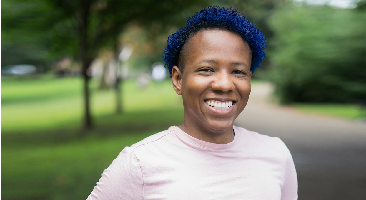Kacen Callender: Creating Space for Queer Readers