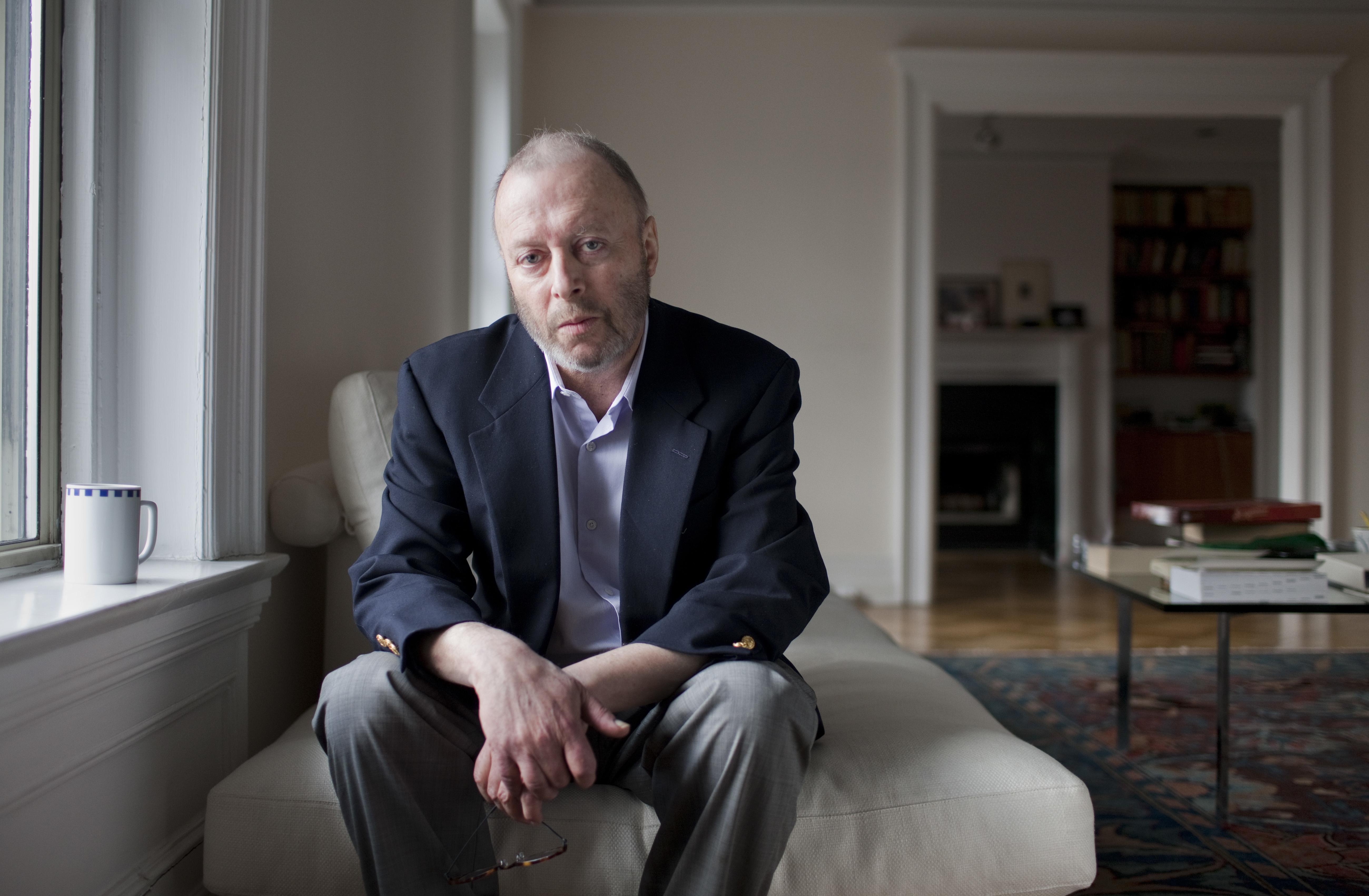 Christopher Hitchens Inspires New Amis Novel