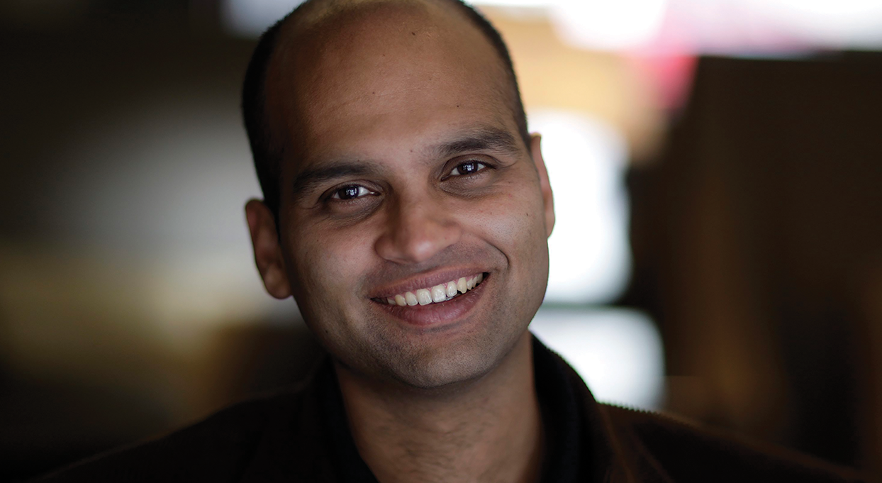 Aravind Adiga Moves His Fiction Down Under