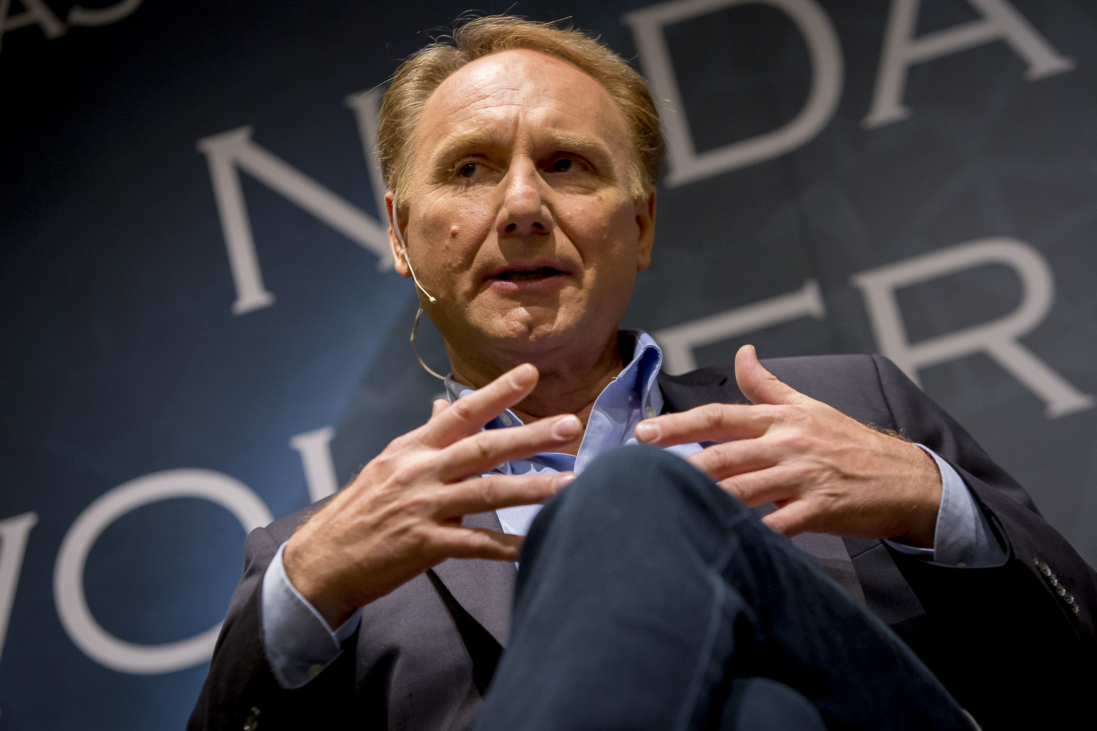 Dan Brown Writing Picture Book for Kids