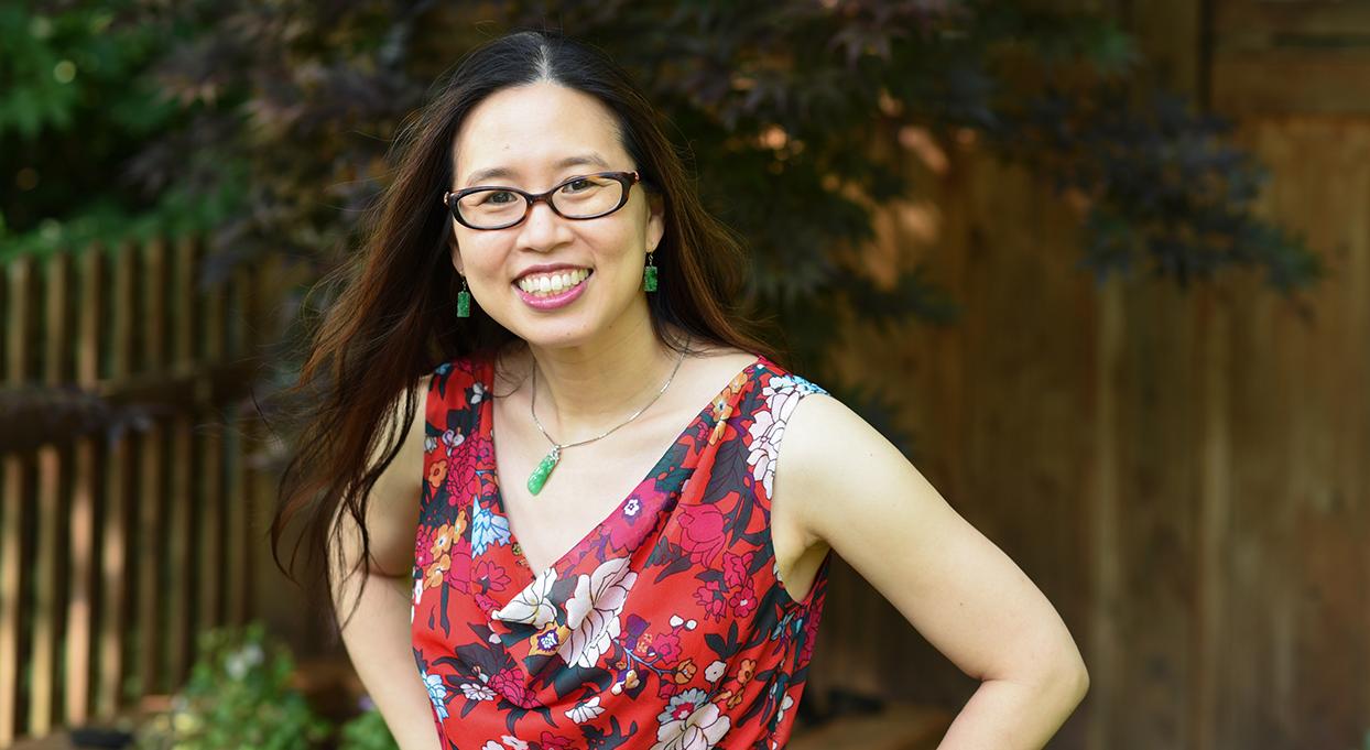 Grace Lin Offers Fresh Take on Old Tale