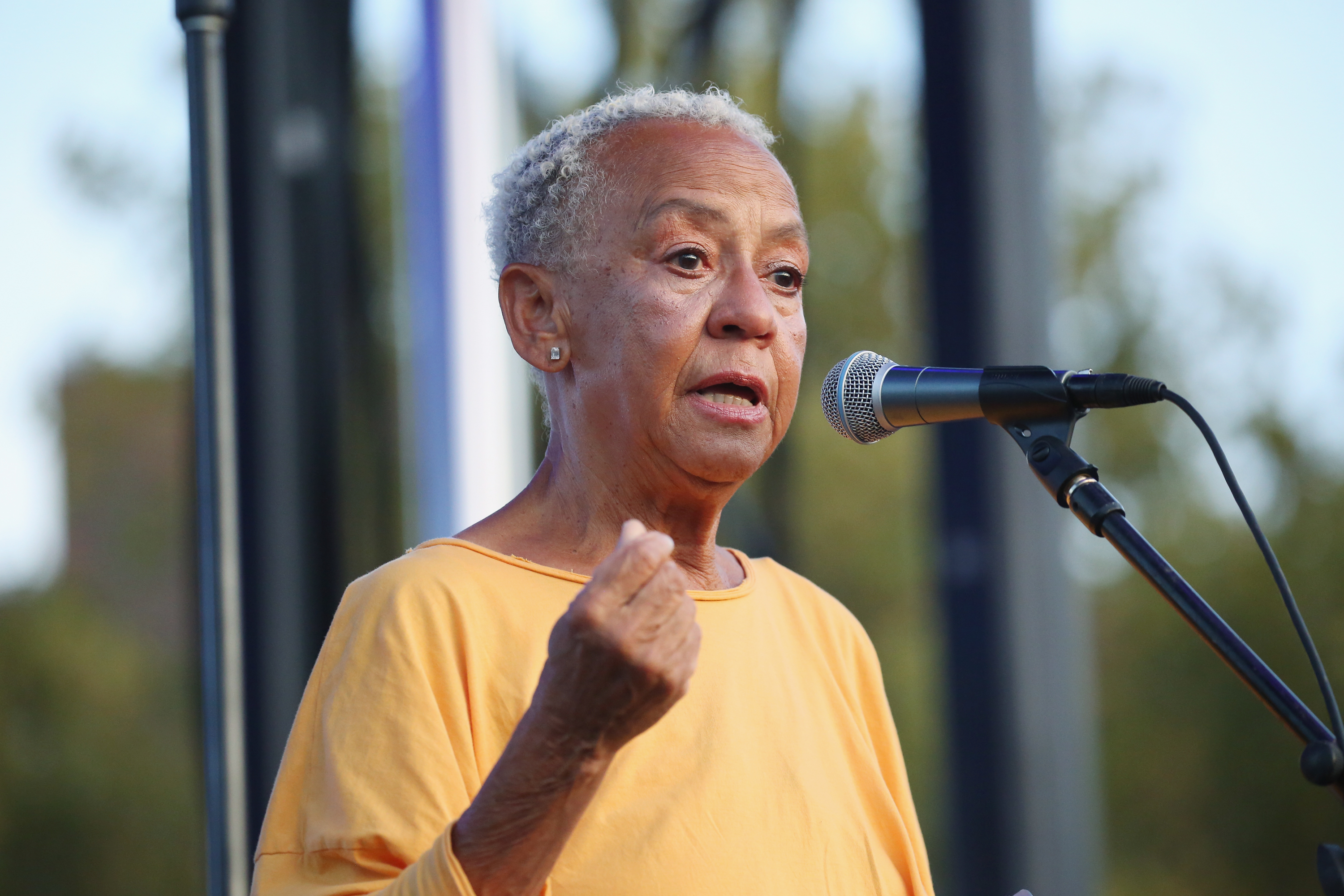 New Poem by Nikki Giovanni Urges Americans To Vote