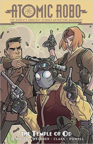 Atomic Robo: The Temple of Od
