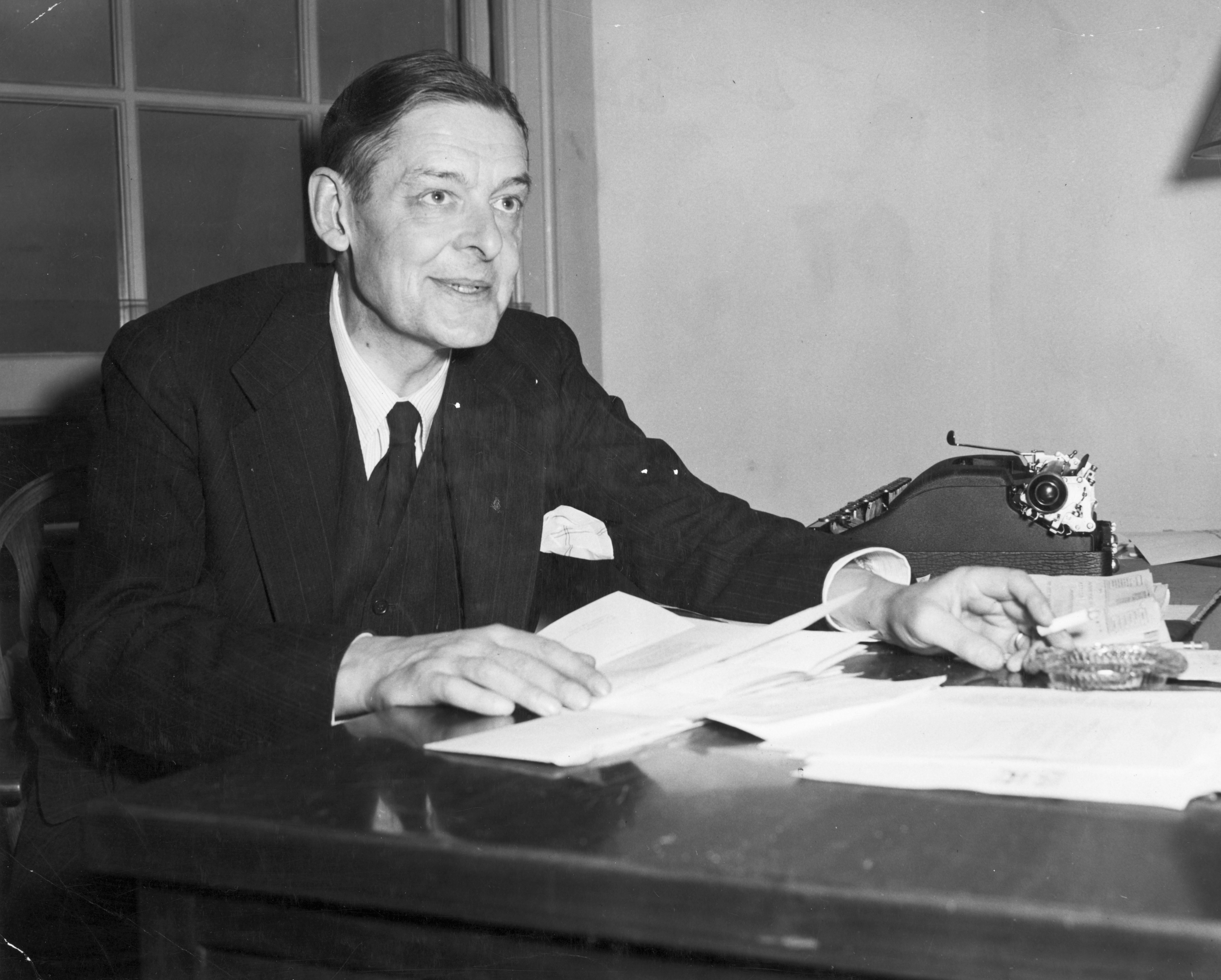 T.S. Eliot Letters to Emily Hale Unsealed at Princeton