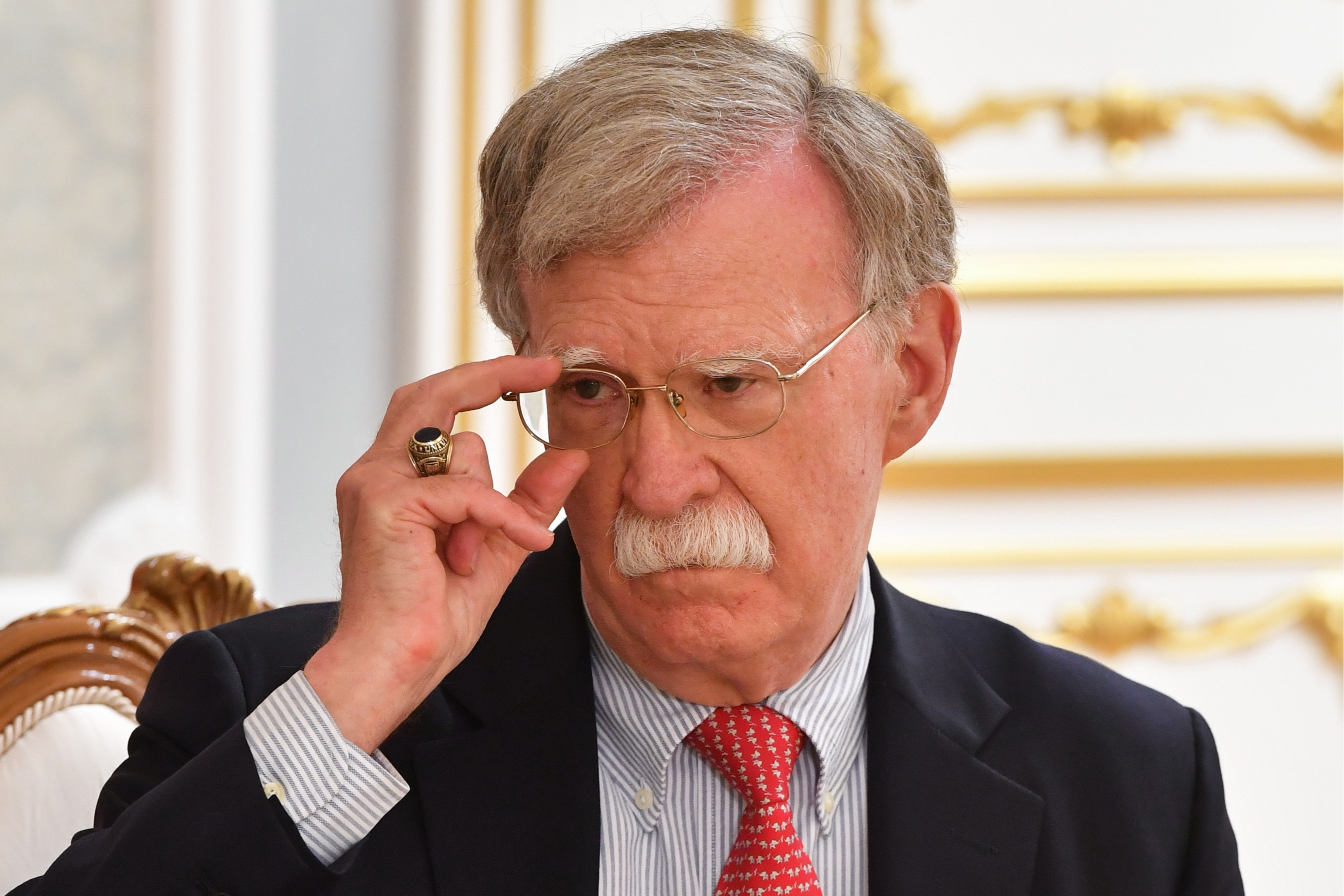 White House May Stop Publication of Bolton's Book