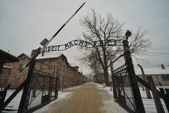 Author in Twitter Feud with Auschwitz Museum