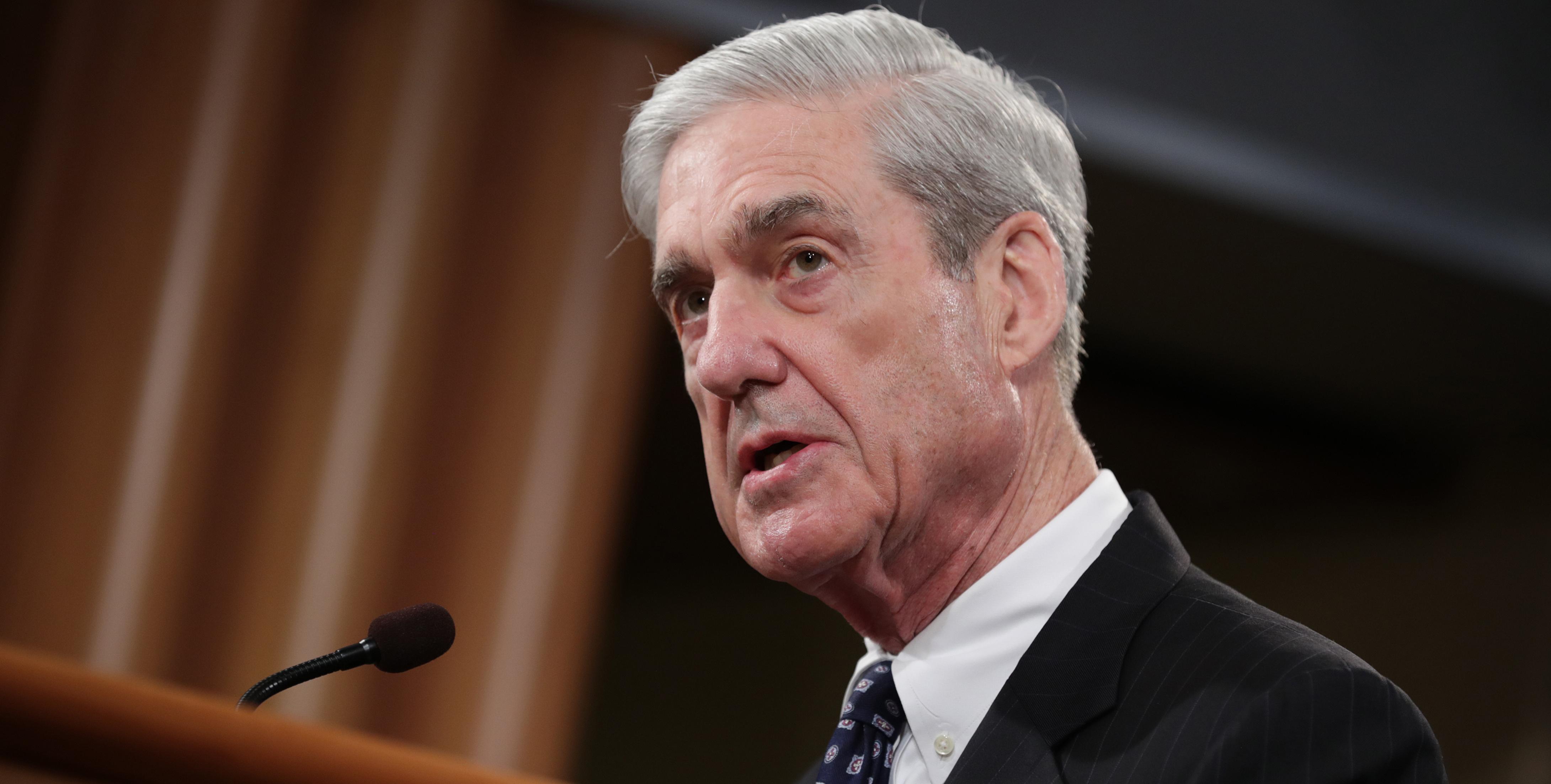 Mueller Investigation Book Gets Justice Dept. OK