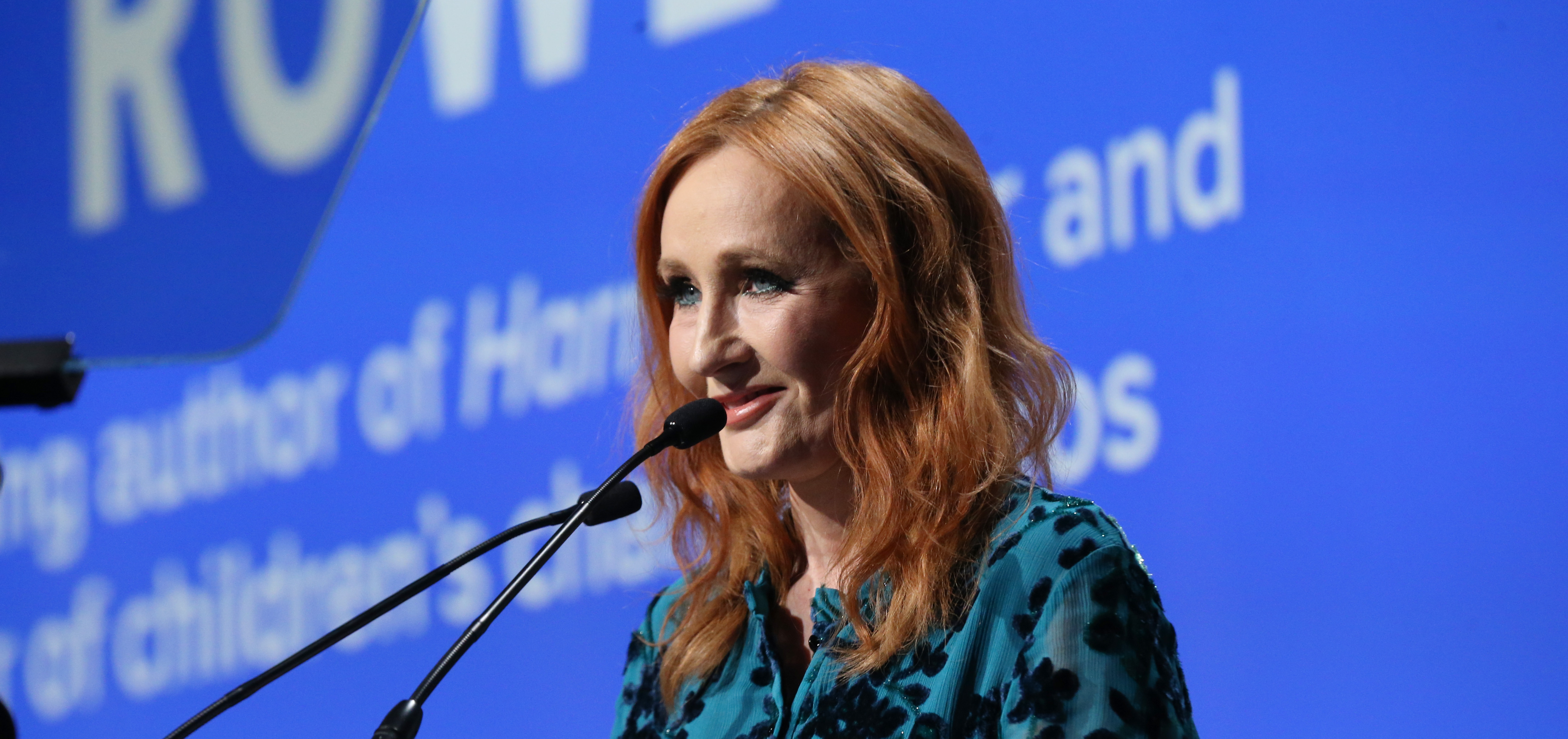 J.K. Rowling Relaxes Restrictions on Read-alouds