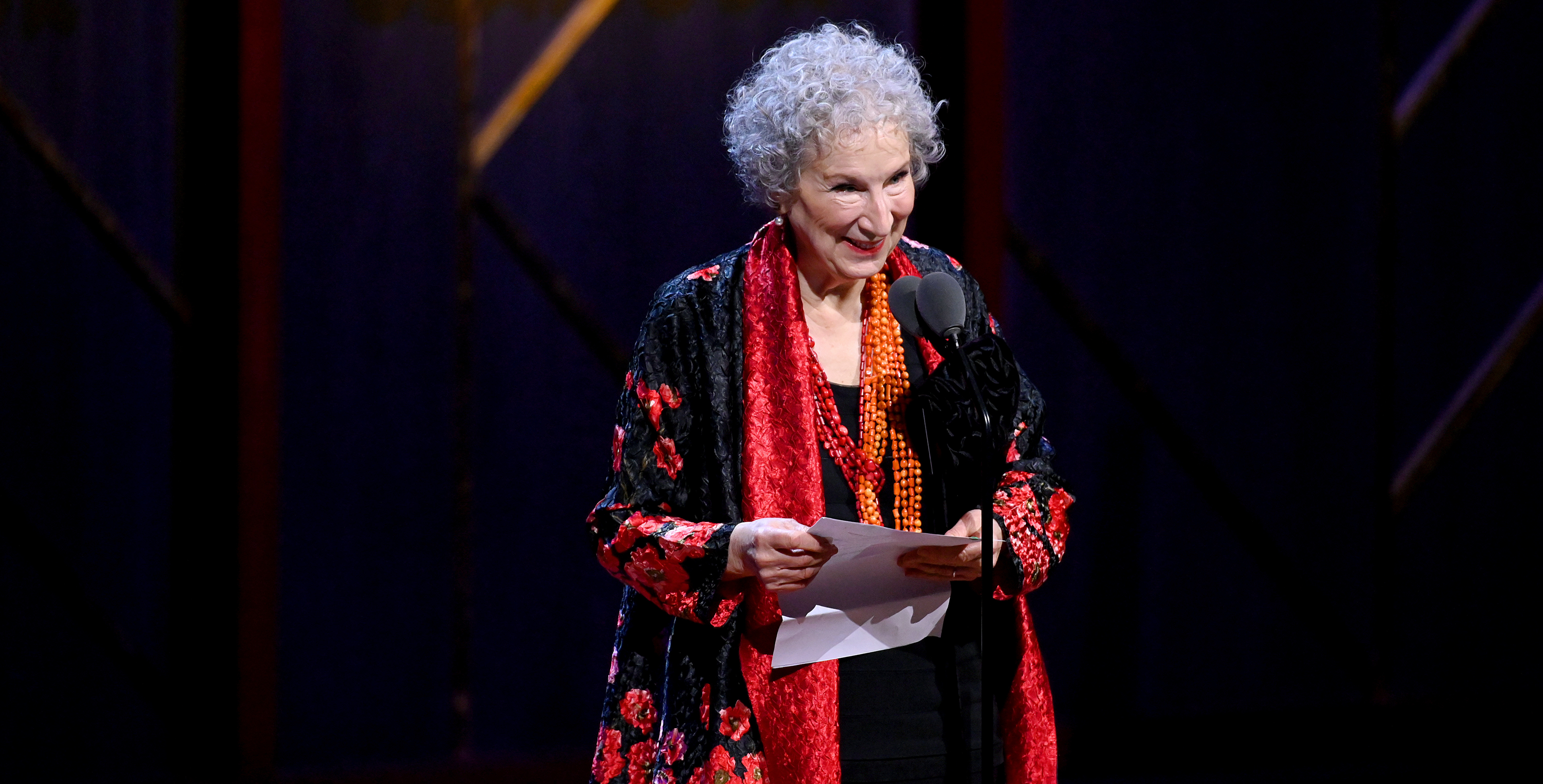 Margaret Atwood Will Air Poe-Inspired Puppet Show