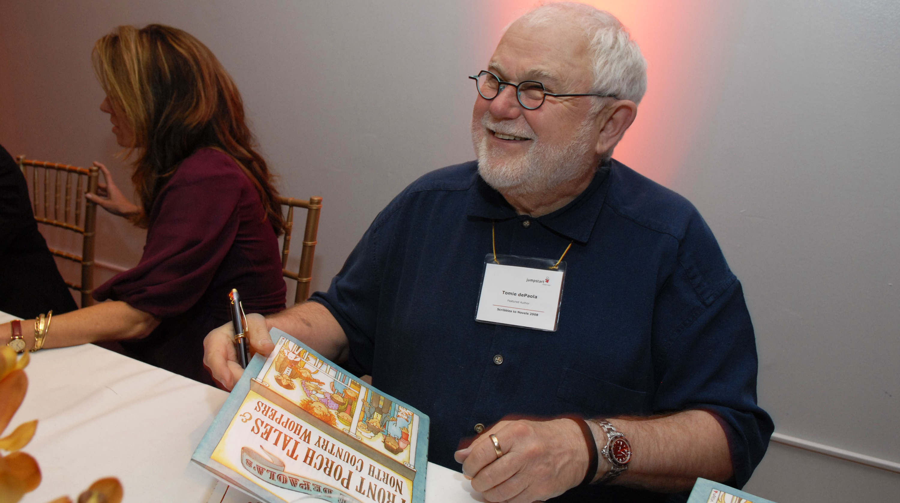 Strega Nona Author Tomie dePaola Dead at 85