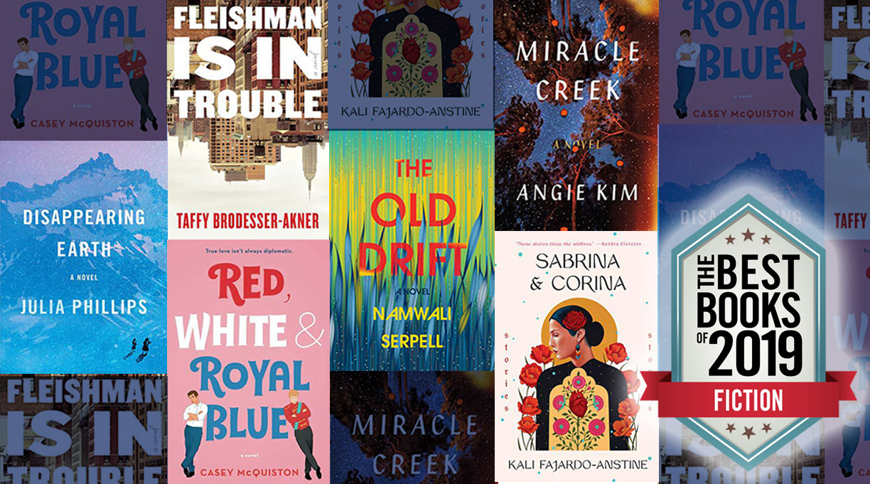 Our Fiction Editor Shares Some Favorites From the Best Books of 2019