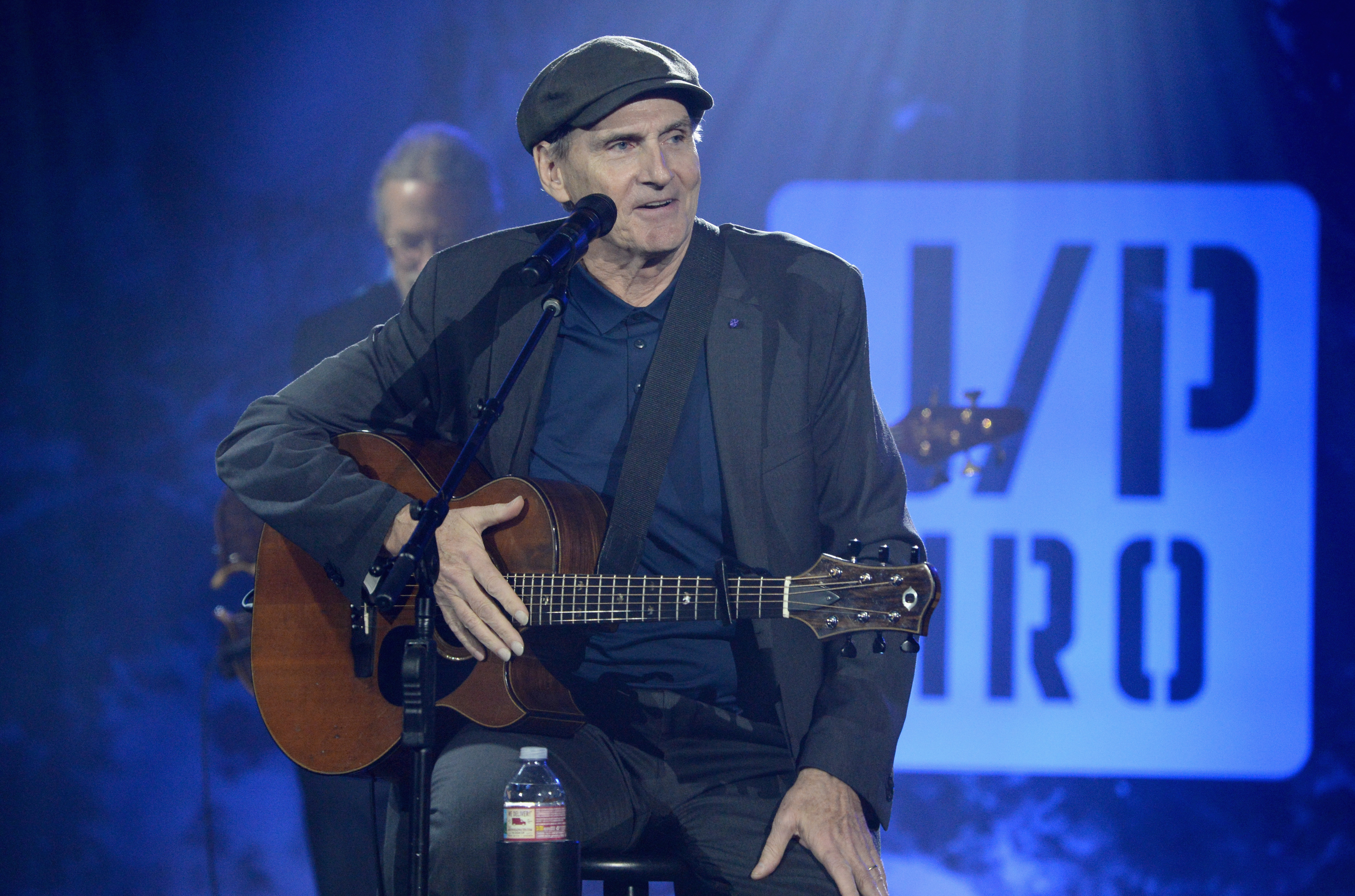 James Taylor Will Release Memoir in 2020—on Audiobook Only
