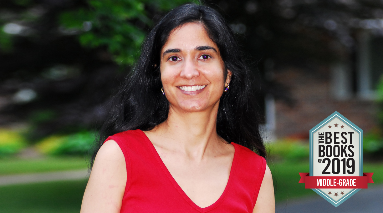 BEST MIDDLE-GRADE BOOKS OF 2019: Padma Venkatraman