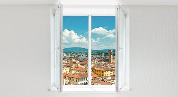Rooms With Views (and Other Literary Homages)