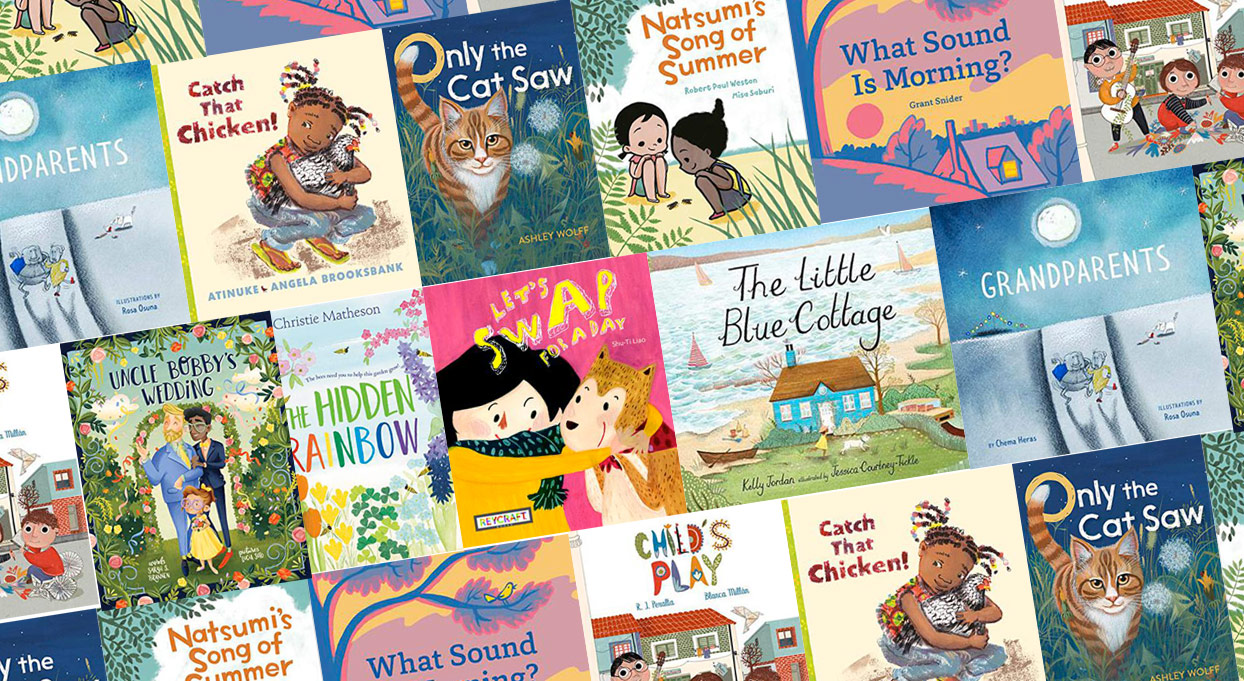 10 Top Picture-Book Summer Reads