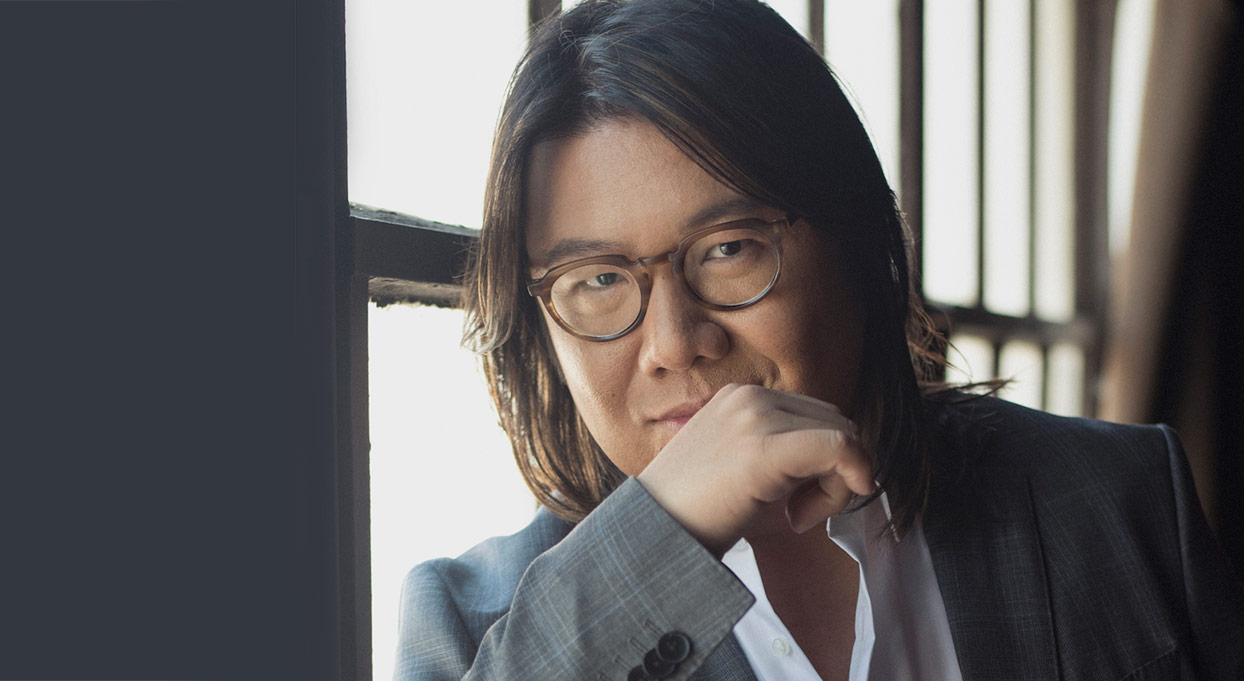 Kevin Kwan Does Capri (and the Hamptons)