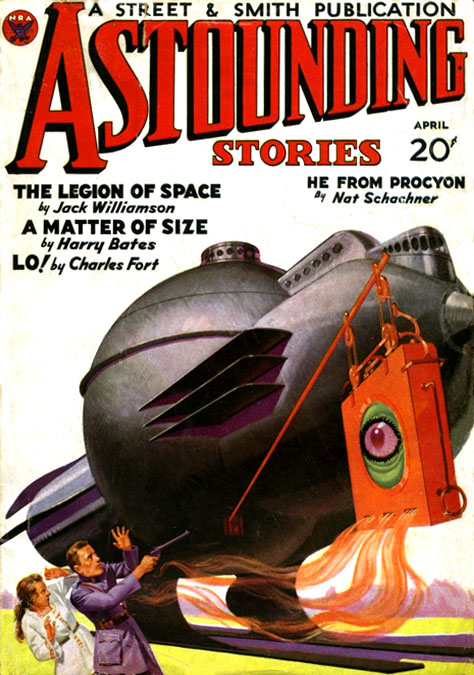 Jack Williamson's Space Operas