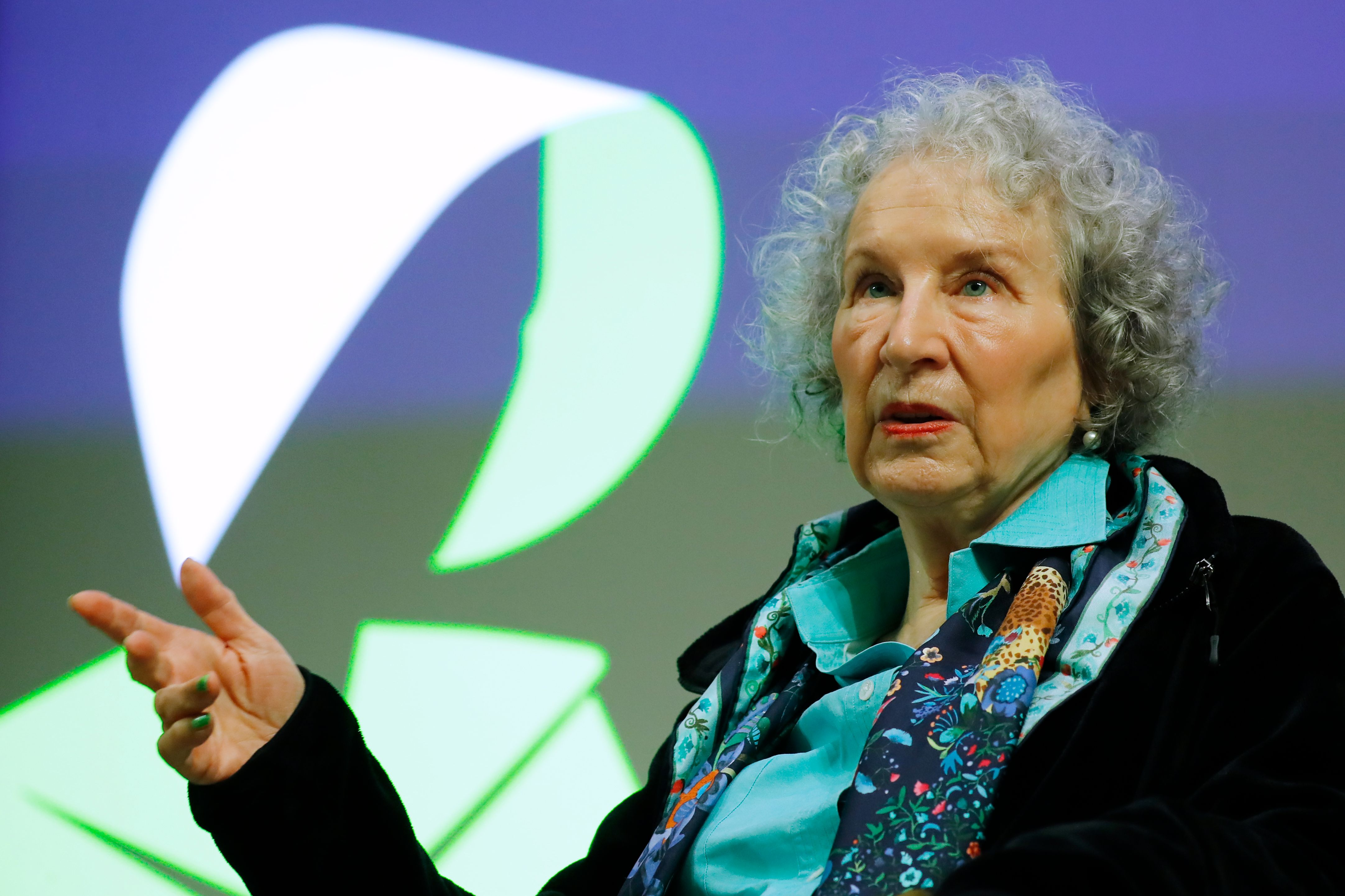 Atwood Reveals Inspiration forThe Testaments
