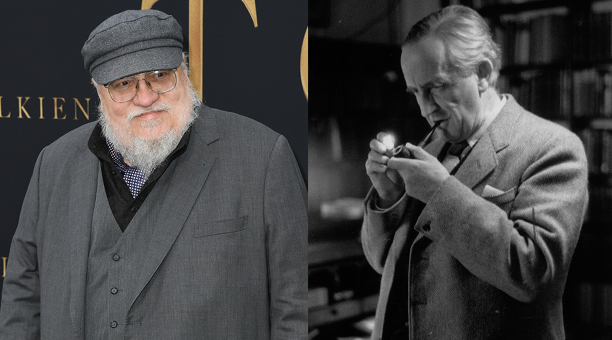 Fantasy Author Smackdown: George R.R. Martin Has Some Criticisms of J.R.R. Tolkien