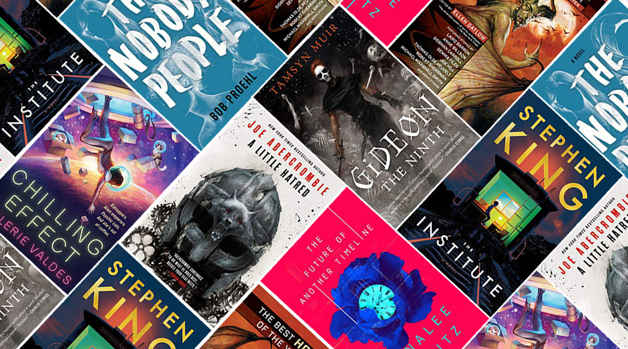 The 7 Best Science Fiction, Fantasy & Horror Books to Read This September