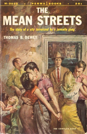 Dewey Does It: Hailing One of Crime Fiction's Underrated Stars