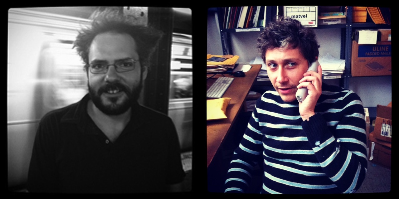 Q&A: MATVEI YANKELEVICH AND DANIEL OWEN OF UGLY DUCKLING PRESSE