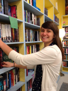 Q&A: KRISTA GILLIAM, STORE MANAGER AT LITTLE SHOP OF STORIES