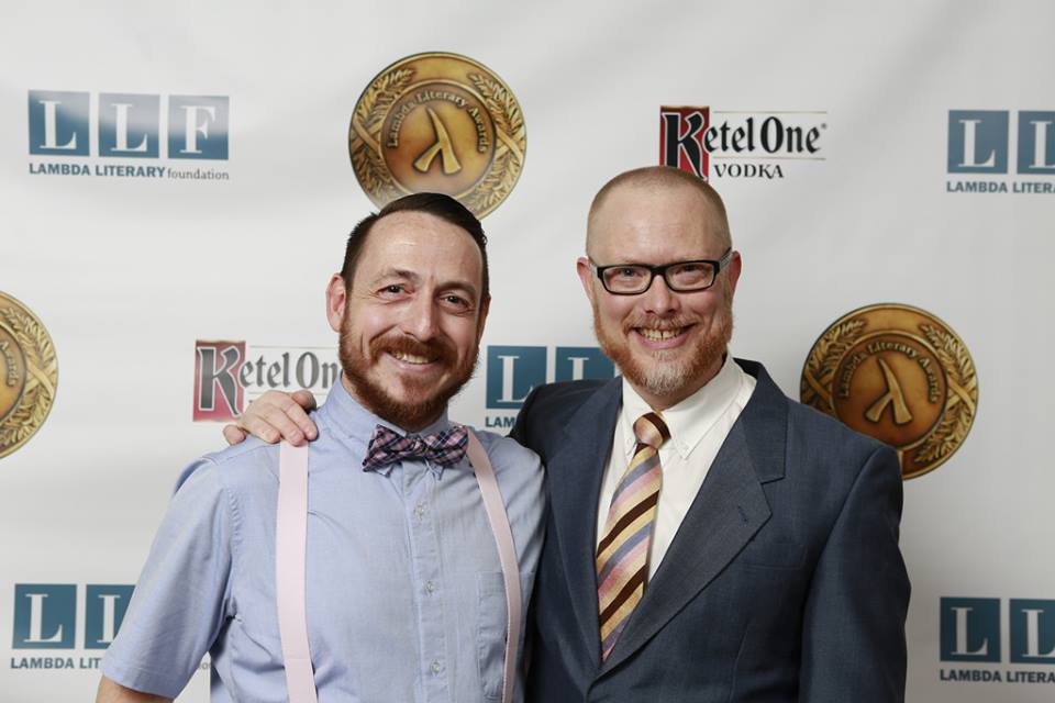 Q&A: GREG NEWTON AND DONNIE JOCHUM OF THE BUREAU OF GENERAL SERVICES—QUEER DIVISION