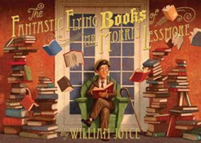BEA: The Fantastic Fortuitous Detours of Mr. Morris Lessmore