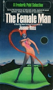 The Female Man cover