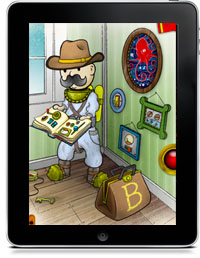 BARTLEBY'S BOOK OF BUTTONS by Henrik Van Ryzin