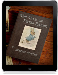 Cover art for POPOUT! THE TALE OF PETER RABBIT