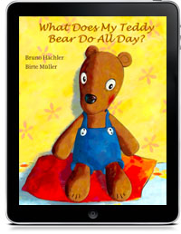 Cover art for TEDDY'S DAY