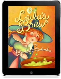 LULA'S BREW by Elizabeth O. Dulemba