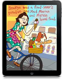 MAID MARIAN MUFFINS by Jamie Vander Salm