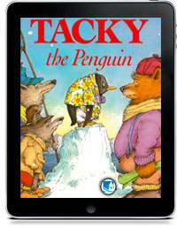 Book Cover for TACKY THE PENGUIN