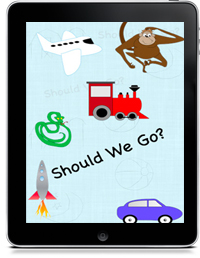 Book Cover for SHOULD WE GO?