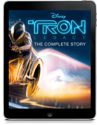 TRON: LEGACY by Disney Publishing Worldwide