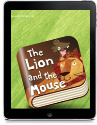 Cover art for THE LION AND THE MOUSE HD