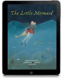 Cover art for THE LITTLE MERMAID
