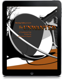 Cover art for THE UNWANTED GUEST