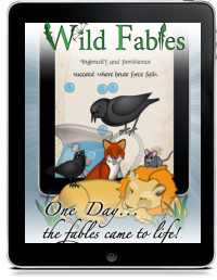 Cover art for WILD FABLES